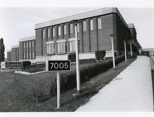 1967_Constance Lethbridge Rehabilitation Centre